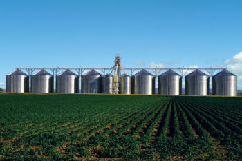 SCAFCO grain bins