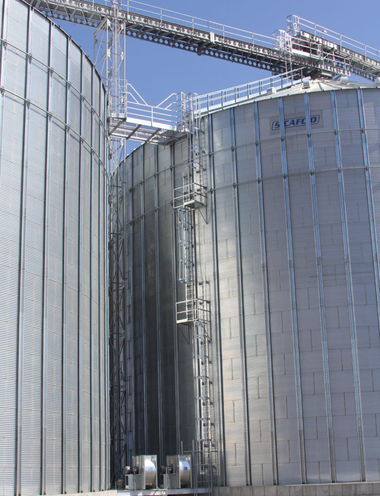 Million Bushel Bins