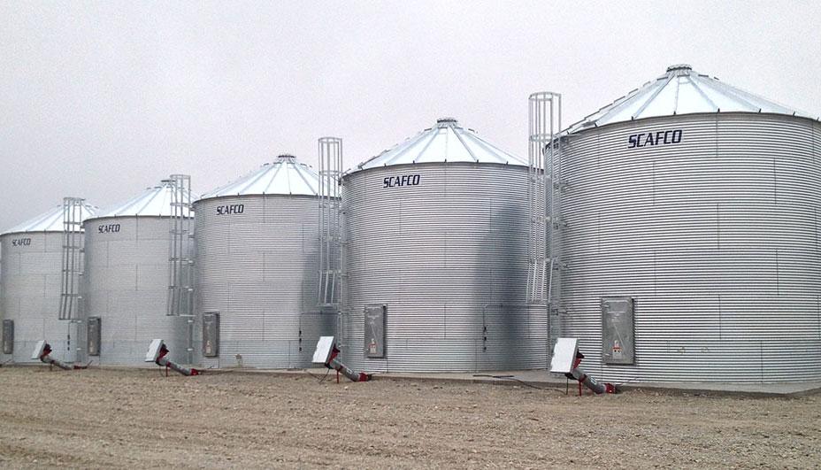 Farm Bins