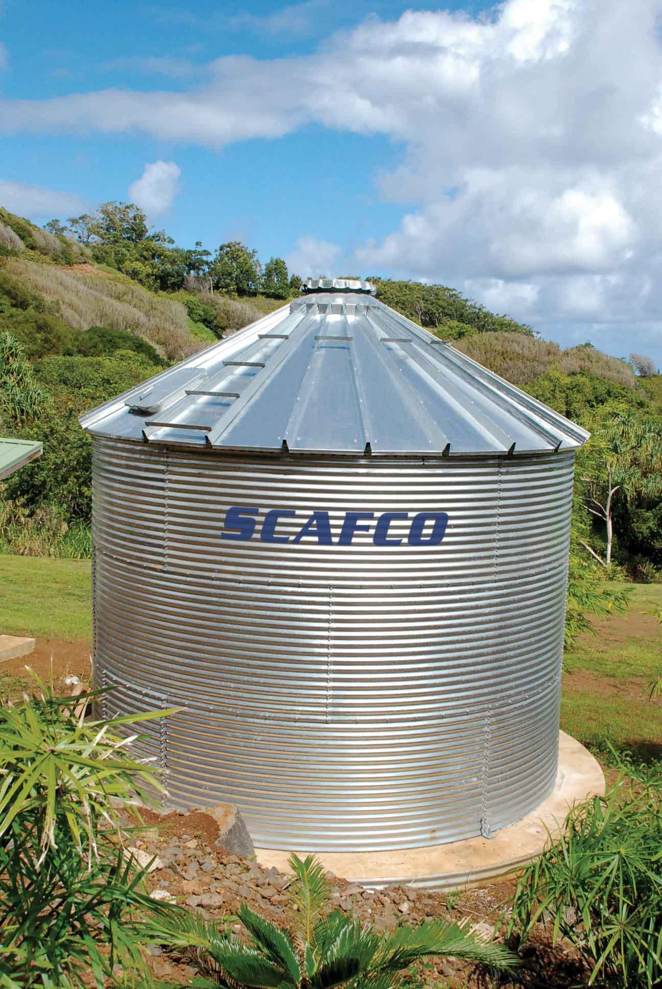 Water tank agri