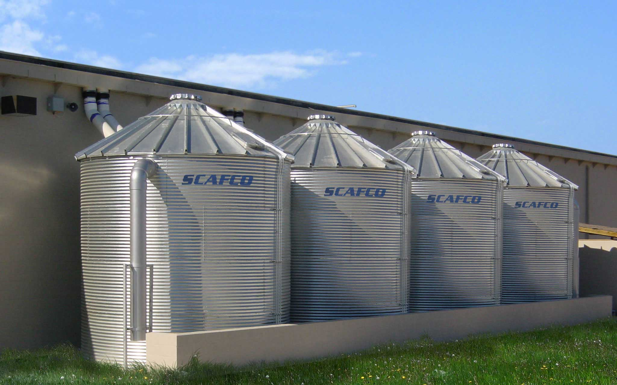 SCAFCO water tanks