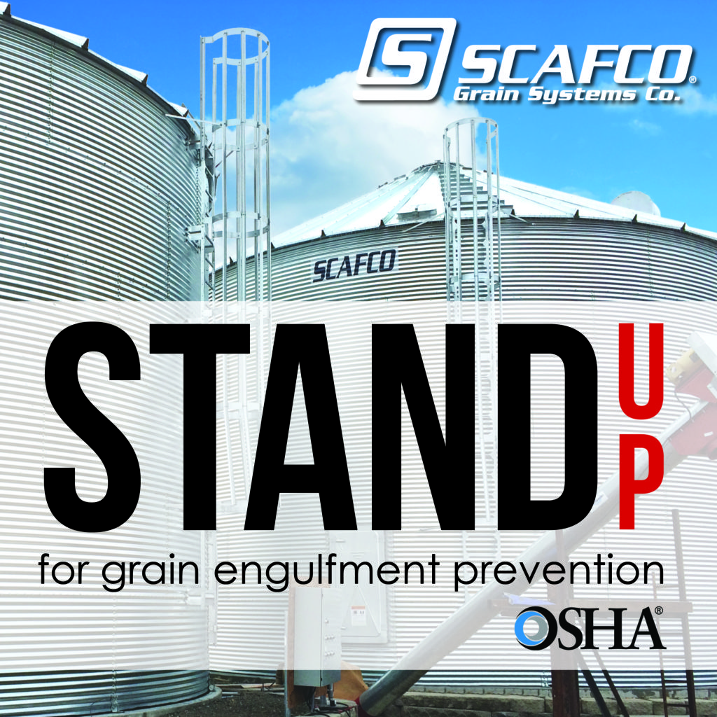 OSHA Stand-Up for Grain Engulfment Prevention