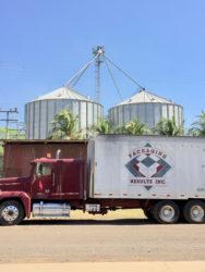 Grain Bins in Nicaragua