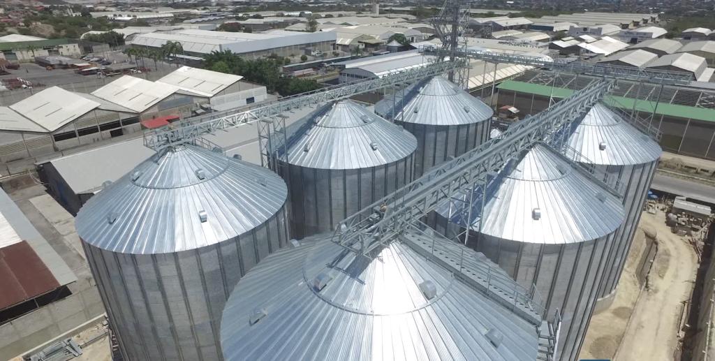 SCAFCO Grain Silos in Venezuela