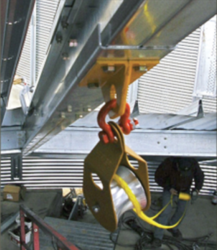 Knot Passing Pulley