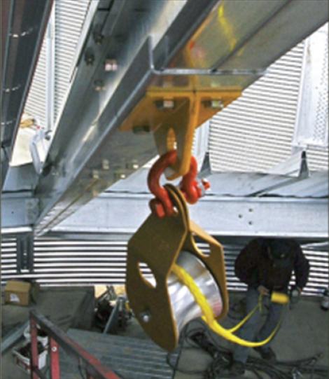 Seguridad en silos kits de prevenci n de atrapamiento - Nudo para tendedero ...