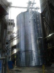 Corn Storage in Venezuela