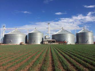 Mexico Grain Bins