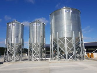 SCAFCO Bulk Feed Tanks